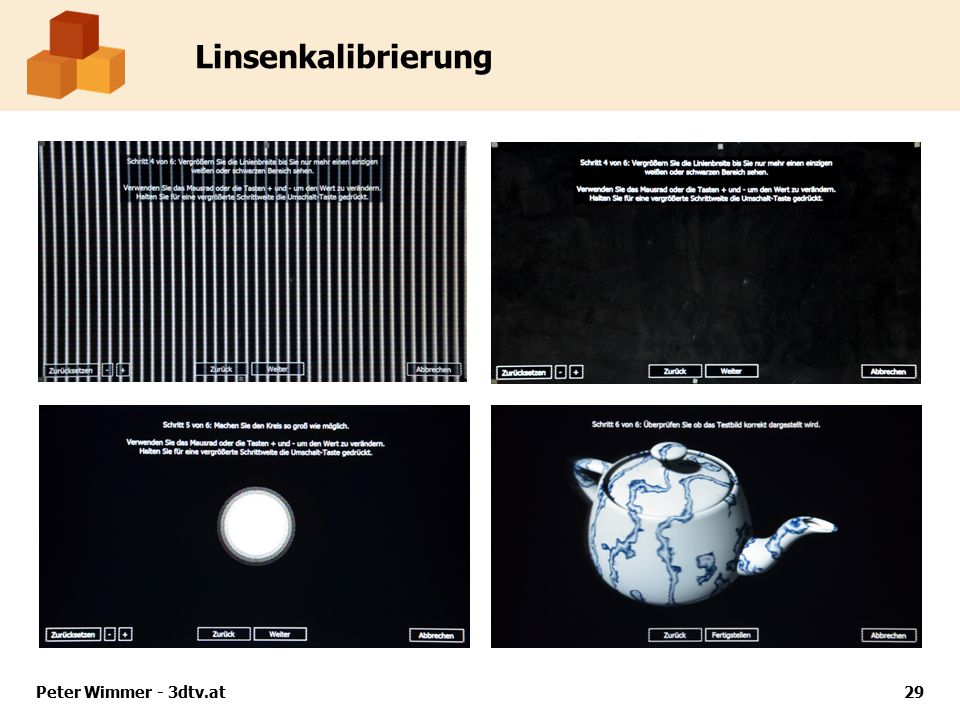 Linsenkalibrierung Peter Wimmer - 3dtv.at29