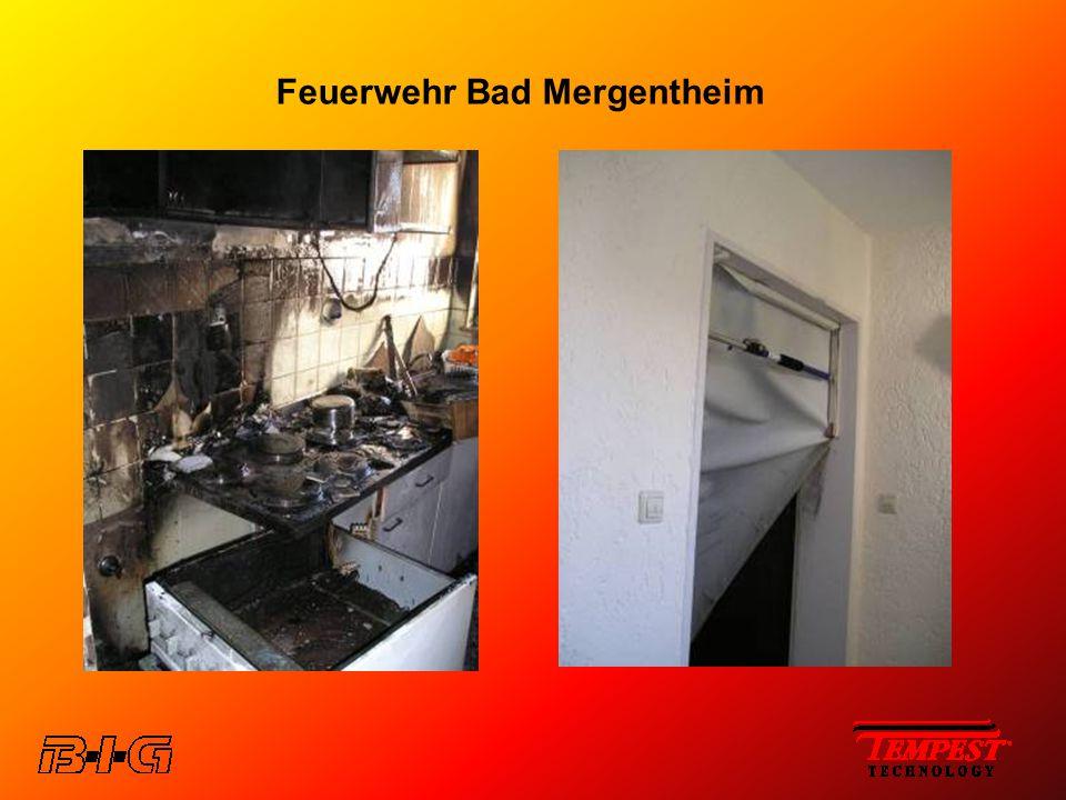 Feuerwehr Bad Mergentheim