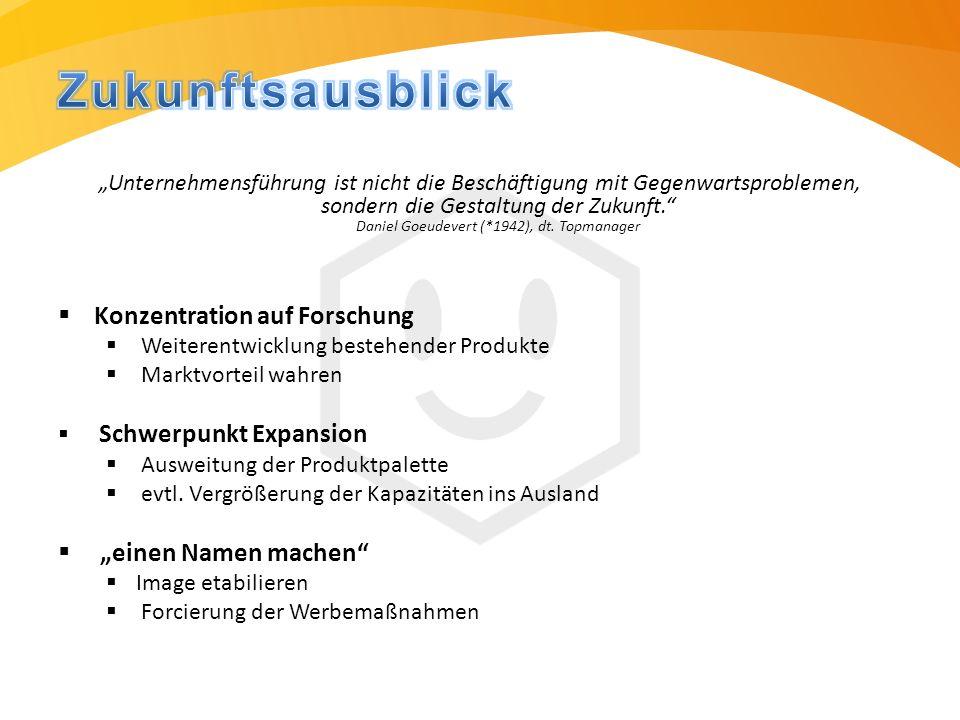 """""""Unternehmensführung ist nicht die Beschäftigung mit Gegenwartsproblemen, sondern die Gestaltung der Zukunft. Daniel Goeudevert (*1942), dt."""