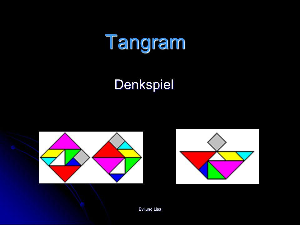 Was ist ein Tangram.
