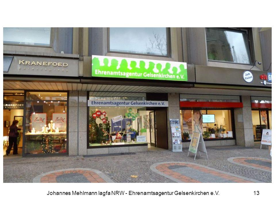 Johannes Mehlmann lagfa NRW - Ehrenamtsagentur Gelsenkirchen e.V.13
