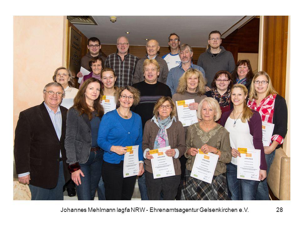 Johannes Mehlmann lagfa NRW - Ehrenamtsagentur Gelsenkirchen e.V.28