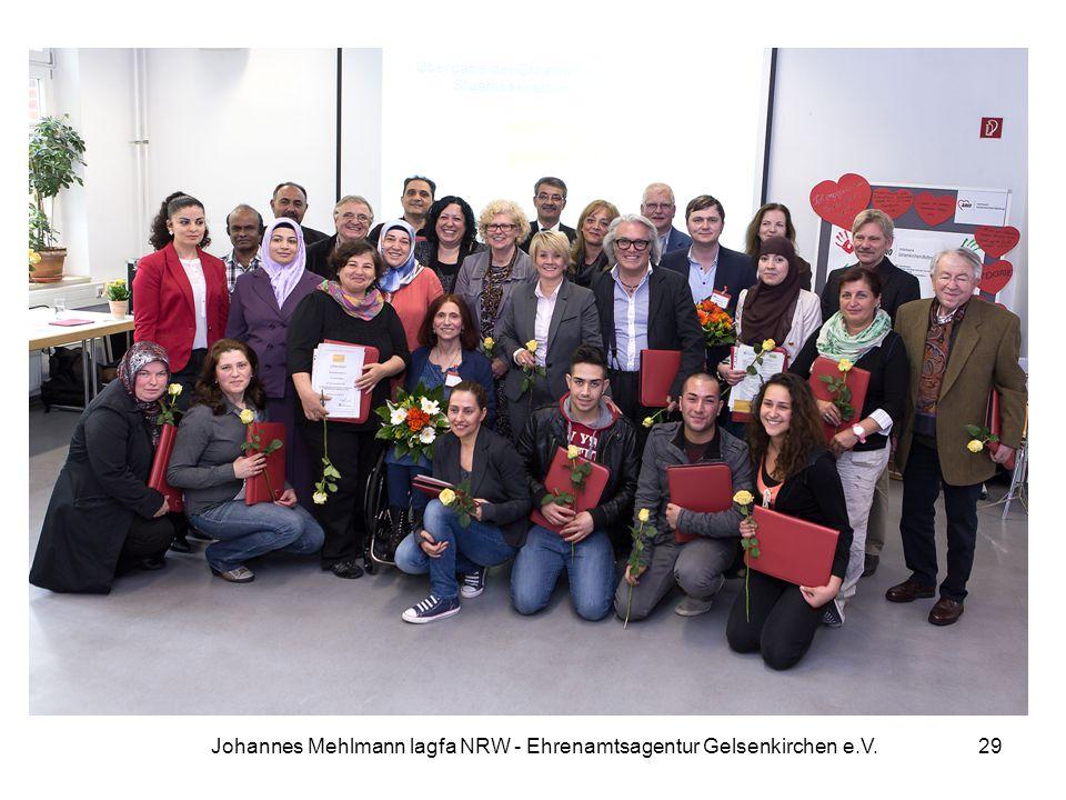 Johannes Mehlmann lagfa NRW - Ehrenamtsagentur Gelsenkirchen e.V.29