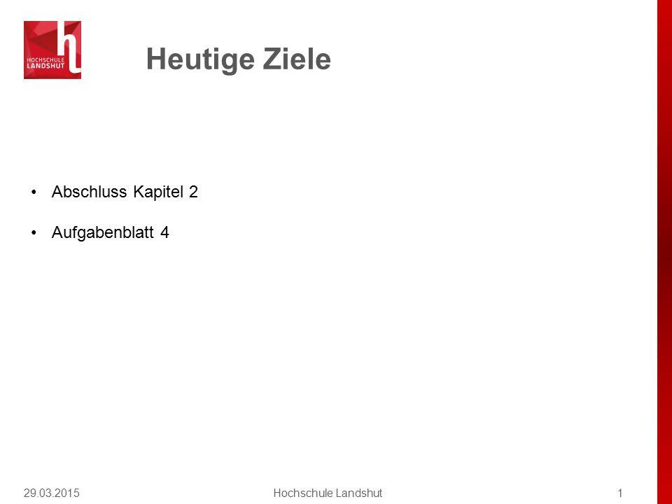 Weißes Licht mit LEDs 29.03.20152Hochschule Landshut Zwei Möglichkeiten: 1.Farben mischen Jeweils eine rote, grüne und blaue LED werden in einem Gehäuse kombiniert (6 Anschlüsse!).