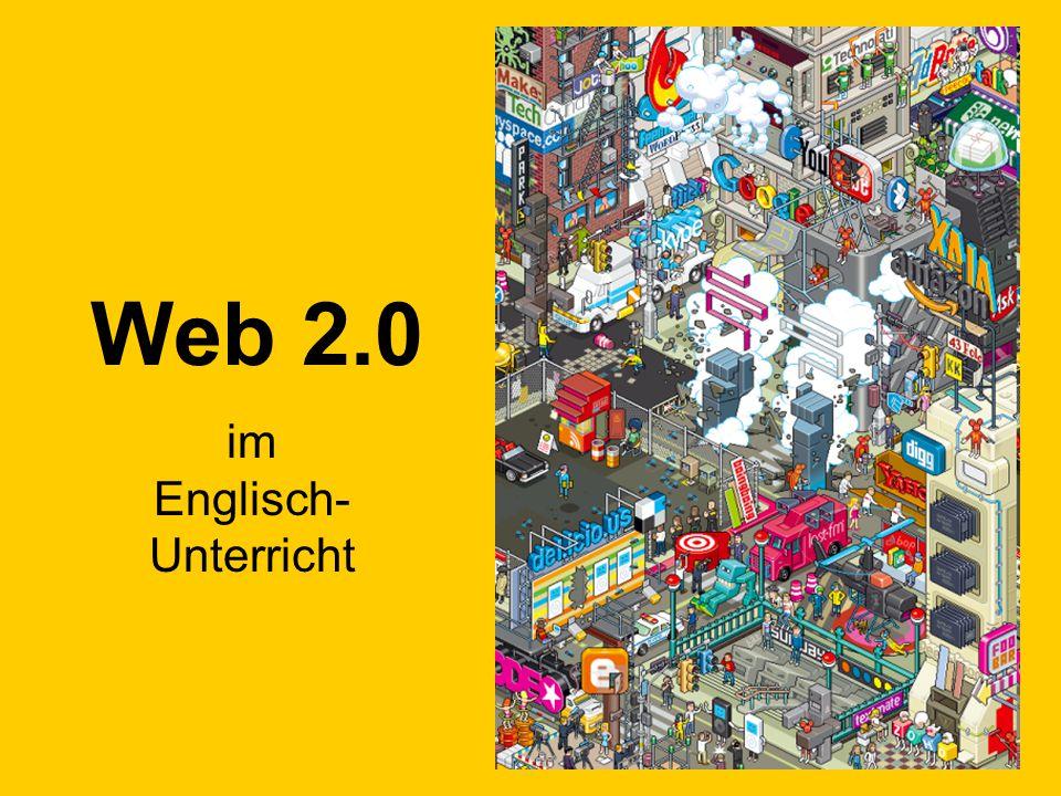 Web 2.0 im Englisch- Unterricht
