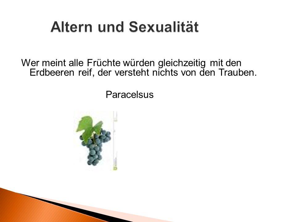 Sexualität ist …..