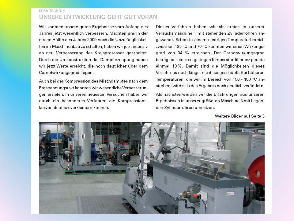 "LESA-Veröffentlichung ""LESA aktuell 12-2009"