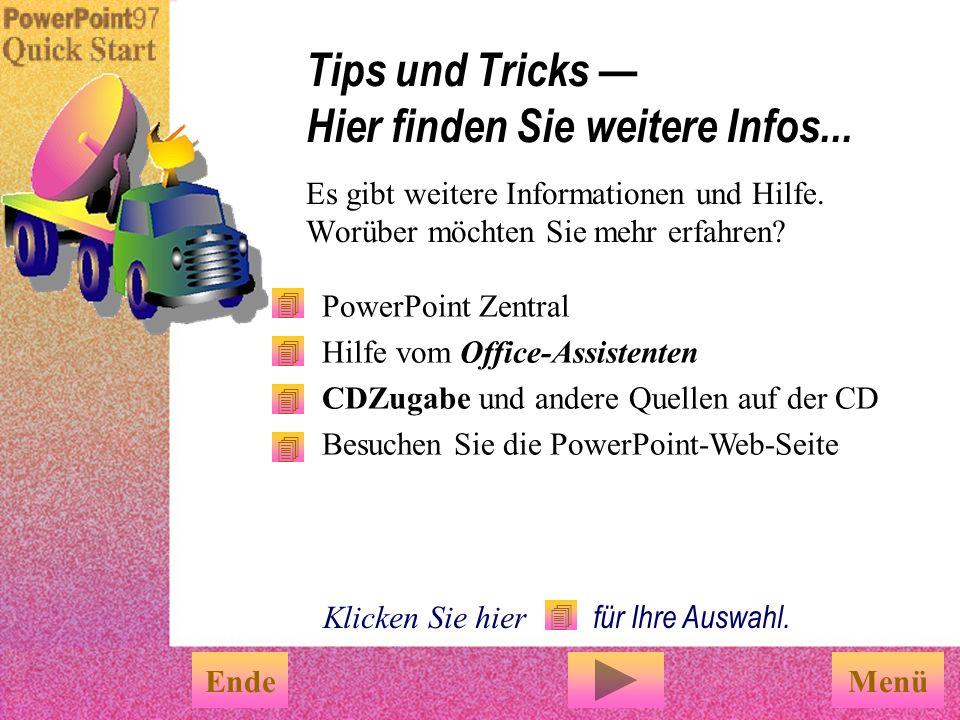 PowerPoint erstellt und veröffentlicht Ihnen einfach Web-Banner. Wählen Sie aus dem Menü Datei nur Als HTML speichern aus. Ein Assistent hilft Ihnen I