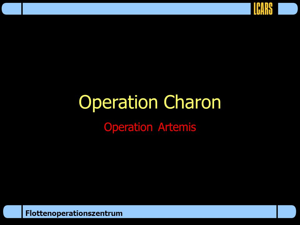 Operation Charon Operation Artemis