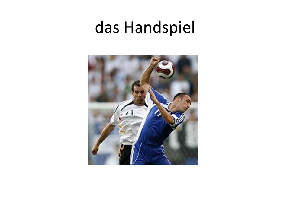 das Handspiel