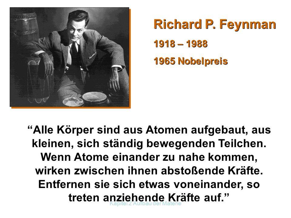 Kapitel 2 Aufbau der Materie Viktor Franz Hess (1883 – 1964)