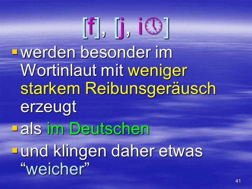 40 [l][l][l][l]  ist dicker und dunkler als das deutsche [l]: lampa – лампа kola – кола bal – бал