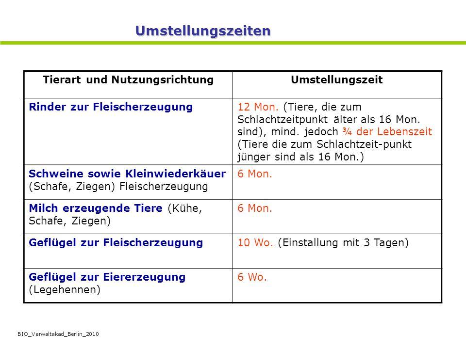 BIO_Verwaltakad_Berlin_2010 Tierart und NutzungsrichtungUmstellungszeit Rinder zur Fleischerzeugung12 Mon. (Tiere, die zum Schlachtzeitpunkt älter als
