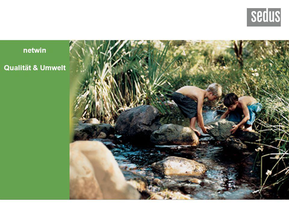 netwin Qualität & Umwelt