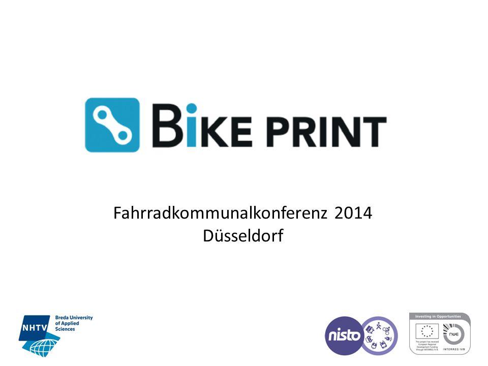 Fahrradkommunalkonferenz 2014 Düsseldorf