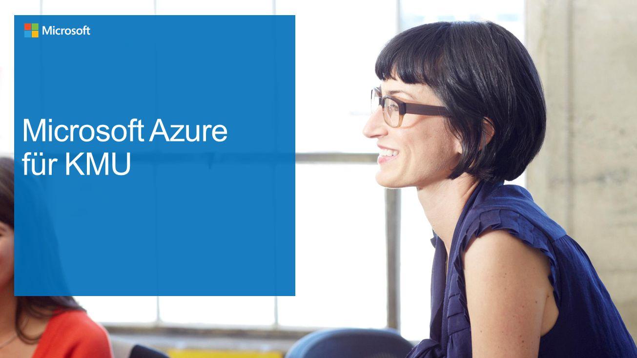 Microsoft Azure für KMU