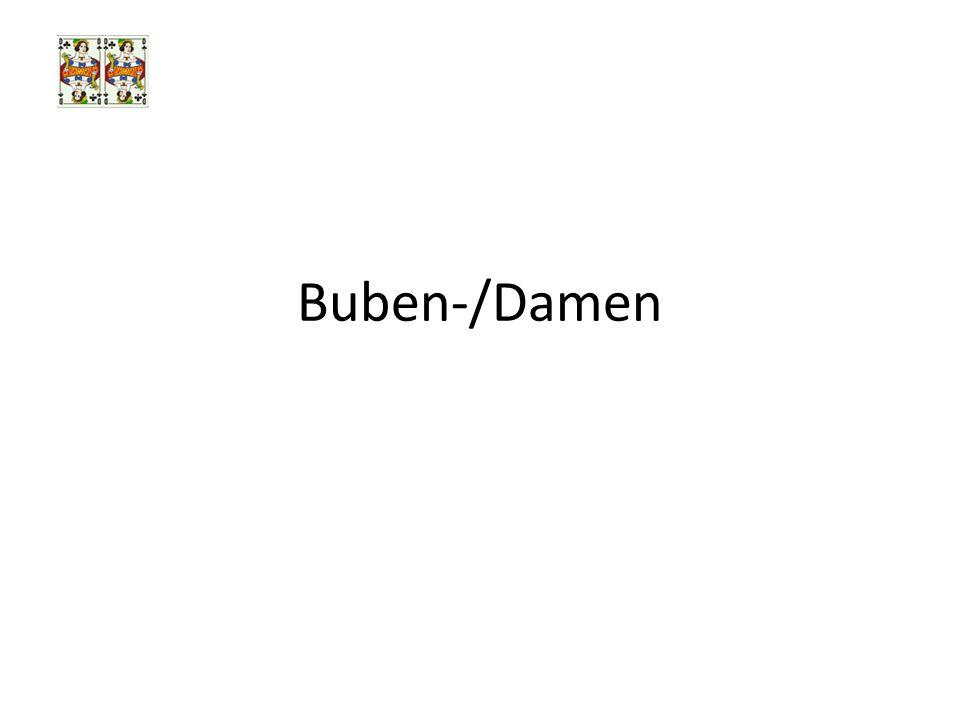 Buben-/Damen