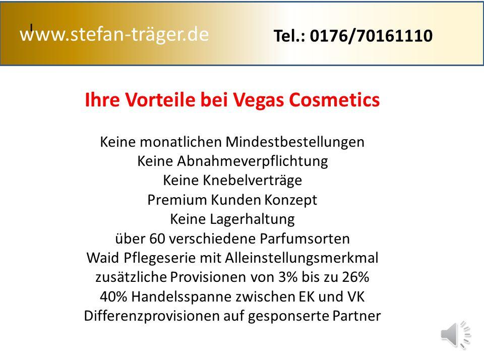 www.stefan-träger.de Dadurch können Sie sich eine nebenberufliche oder auch hauptberufliche Provision aufbauen und dadurch nicht nur die Produkte die