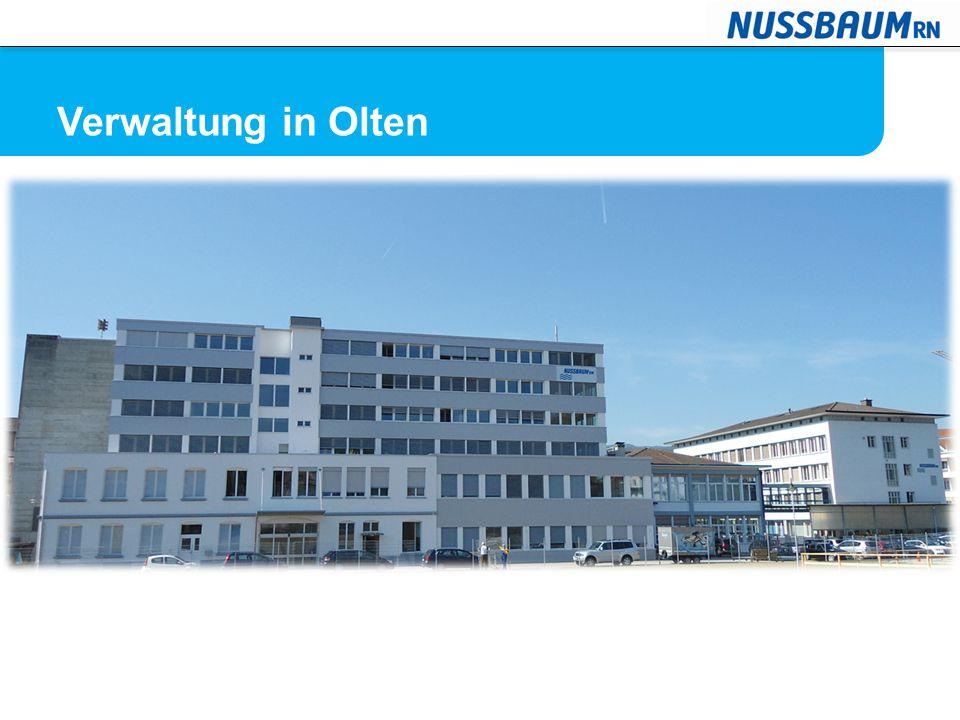 Verwaltung in Olten