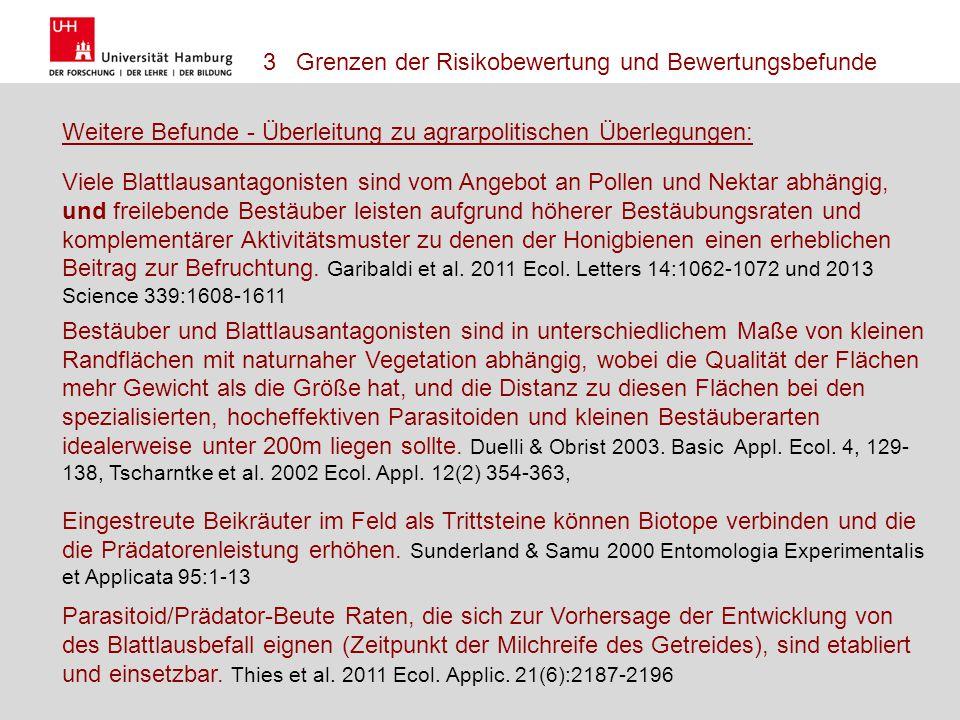 Name Herausforderungen einer nachhaltigen Landnutzung 17.10.2011 10 Forschungsschwerpunkt Biotechnik, Gesellschaft und Umwelt FG Landwirtschaft Gesine