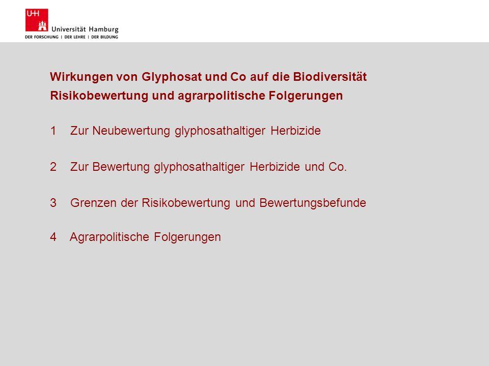 Name Herausforderungen einer nachhaltigen Landnutzung 17.10.2011 13 Ich habe die aktuelle Formatvorlage der Uni Hamburg herangezogen.