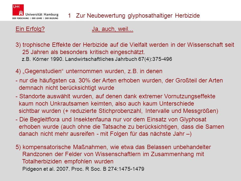 Name Herausforderungen einer nachhaltigen Landnutzung 17.10.2011 6 Forschungsschwerpunkt Biotechnik, Gesellschaft und Umwelt FG Landwirtschaft Gesine Schütte Ich habe die aktuelle Formatvorlage der Uni Hamburg herangezogen.