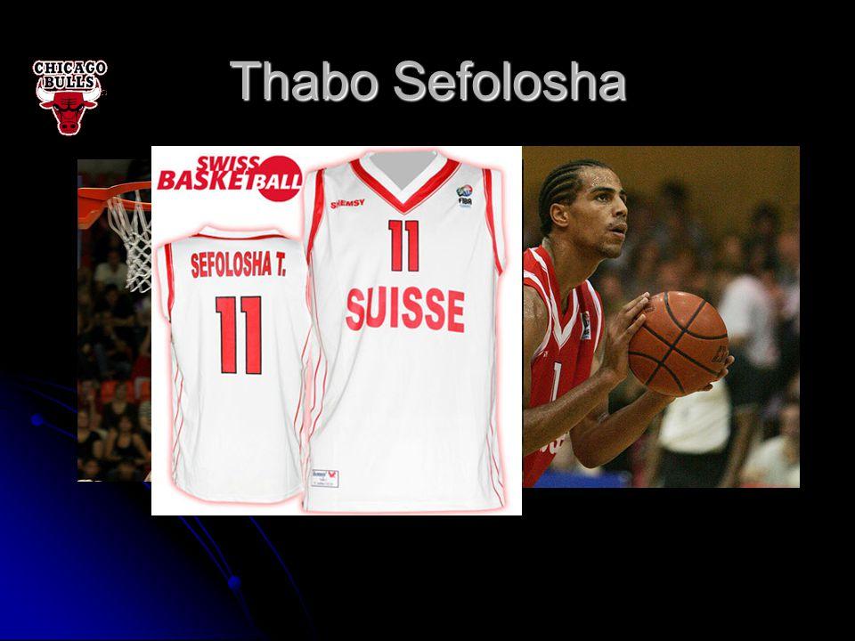 Thabo Sefolosha Kindheit und Jugend [Bearbeiten] Kindheit und Jugend [Bearbeiten]Bearbeiten Sefolosha ist der Sohn eines südafrikanischen Musikers und einer Schweizer Künstlerin.
