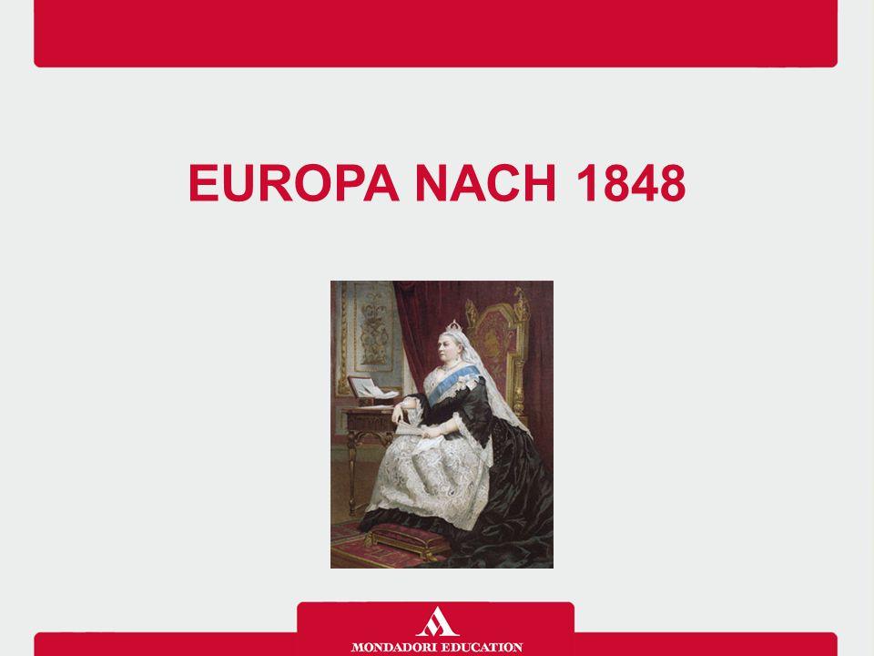 EUROPA NACH 1848