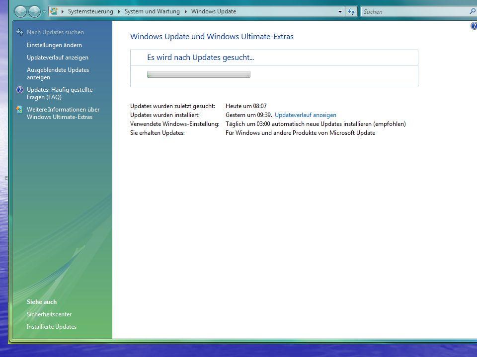 Erfasster Bildschirmausschnitt: 11.04.2007; 08:45
