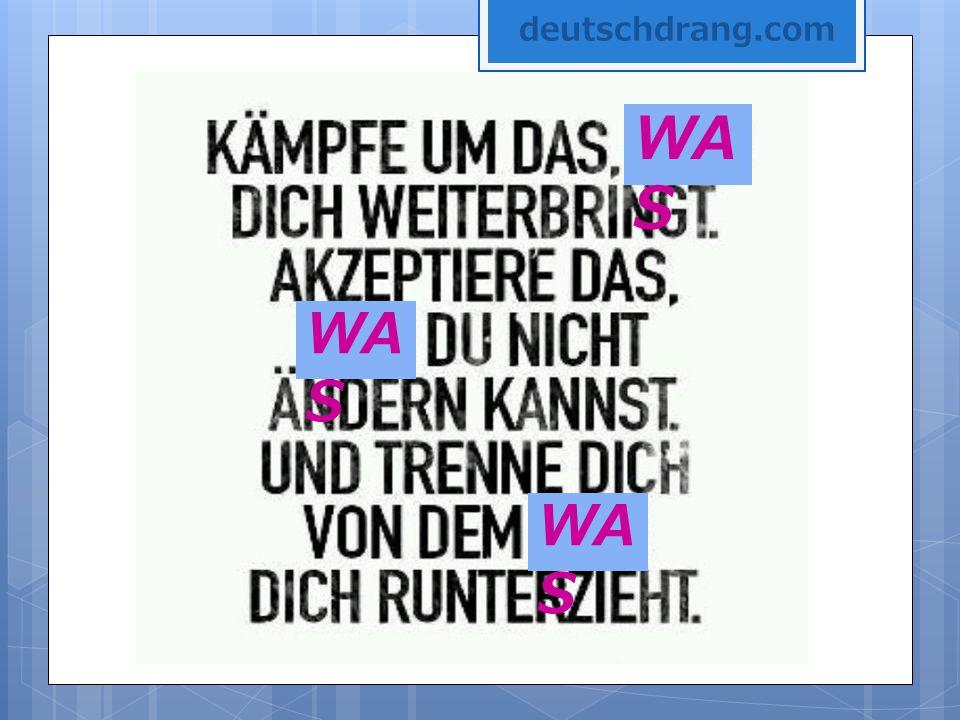 WA S deutschdrang.com