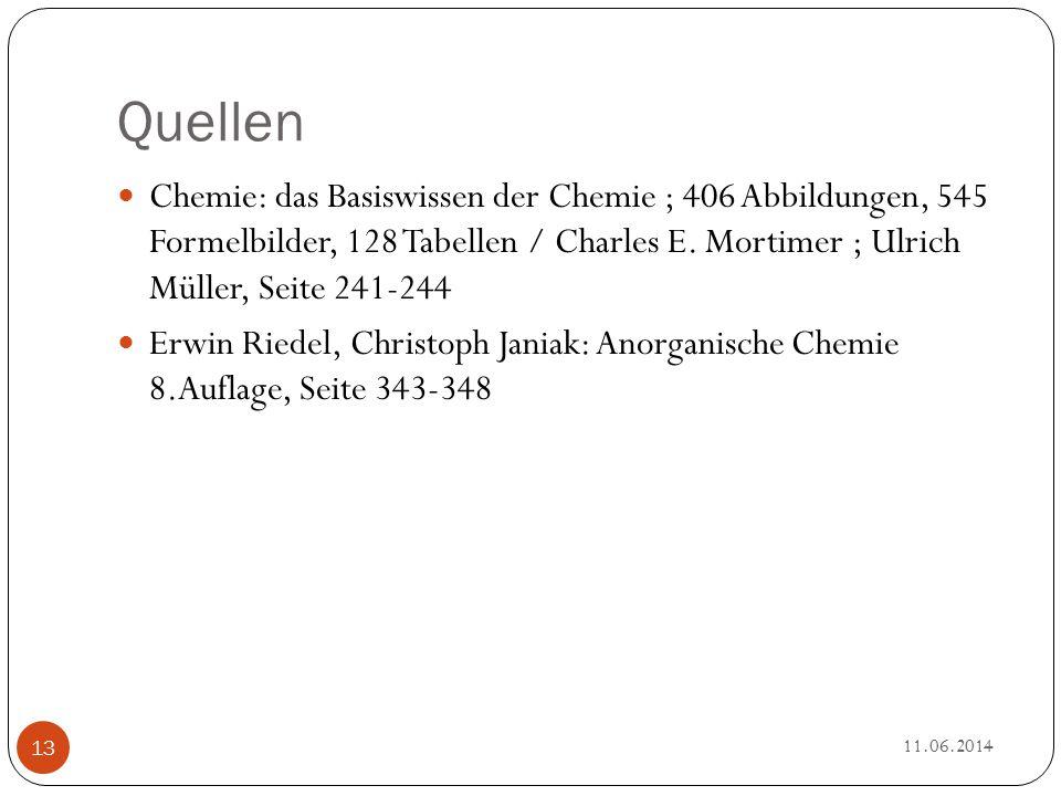 Quellen Chemie: das Basiswissen der Chemie ; 406 Abbildungen, 545 Formelbilder, 128 Tabellen / Charles E.