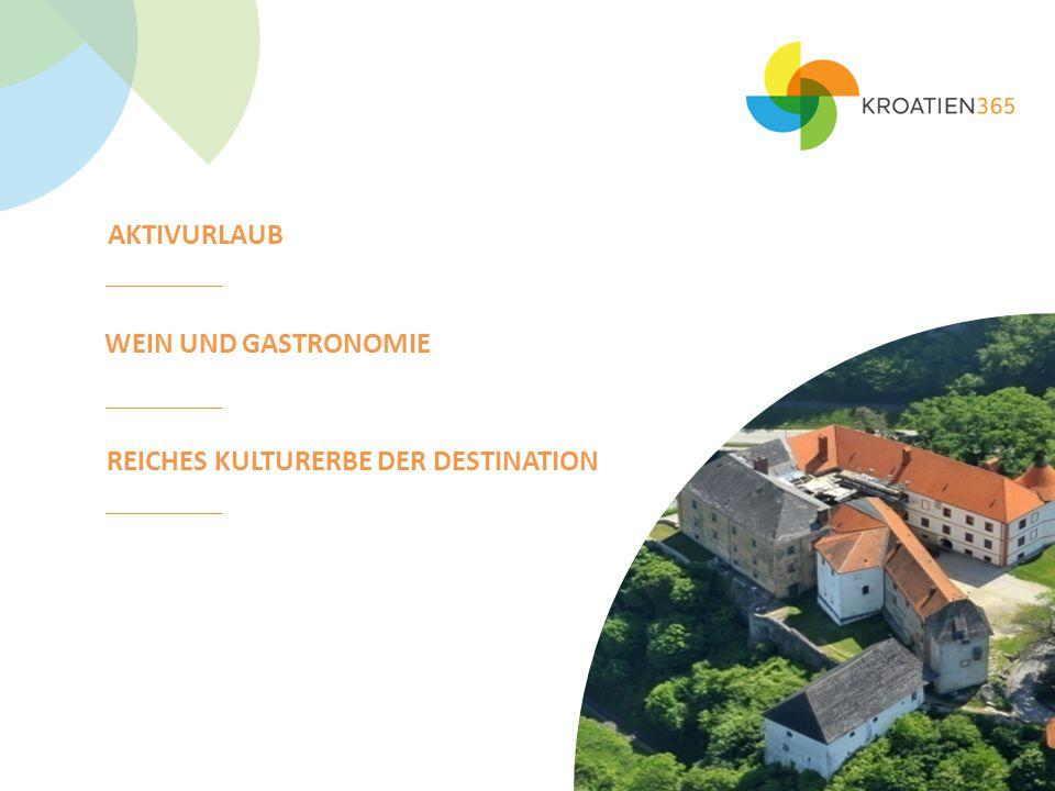REICHES KULTURERBE DER DESTINATION Pauliner Klöster Kamensko und Svetice