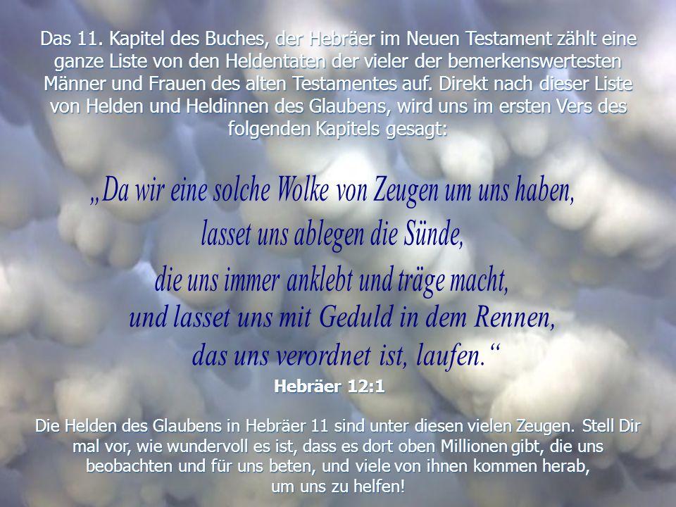 Hebräer 11:1,6