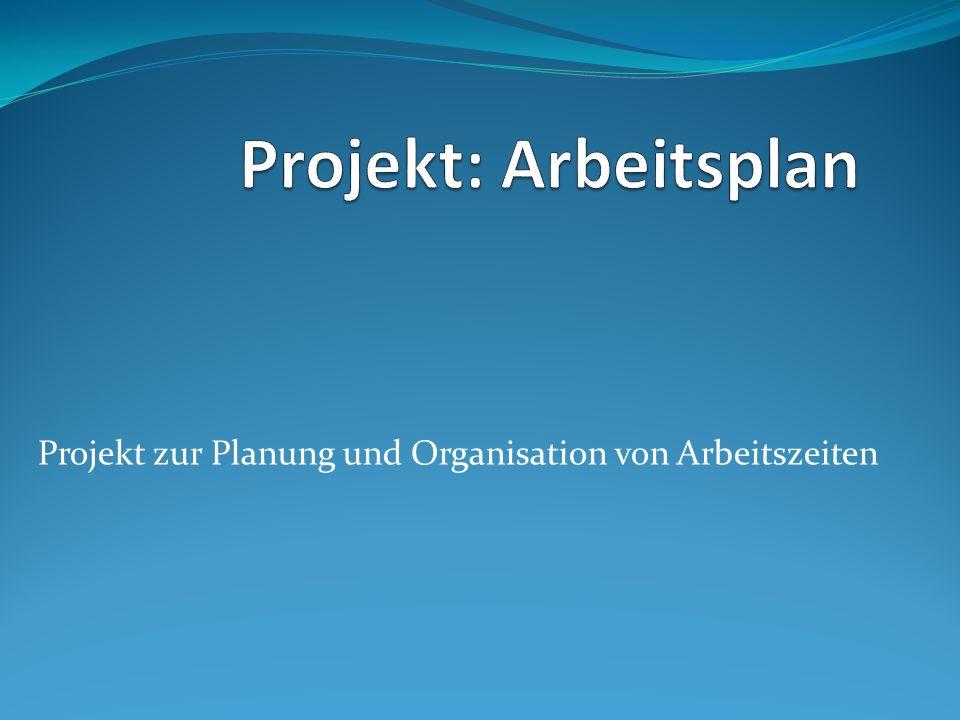Gliederung 1.Bisherige Verfahrensweise 2. Sinn und Ziele des Projekts 3.
