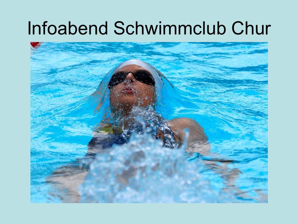 Infoabend Schwimmclub Chur