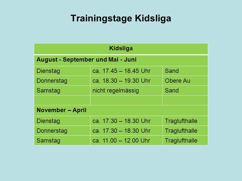 Trainingstage Schwimmgruppen Schwimmgruppen August – Juni (alle im Hallenbad Sand) Wasserfloh Donnerstag19.00 – 20.00 Uhr Freitag18.30 – 19.30 Uhr Goldfisch Dienstag19.00 – 20.00 Uhr Freitag17.45 – 18.45 Uhr