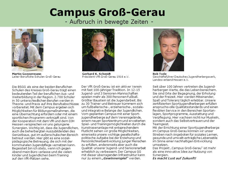 Der VfR Groß-Gerau ist ein aktiver Verein mit fast 100-jähriger Tradition.