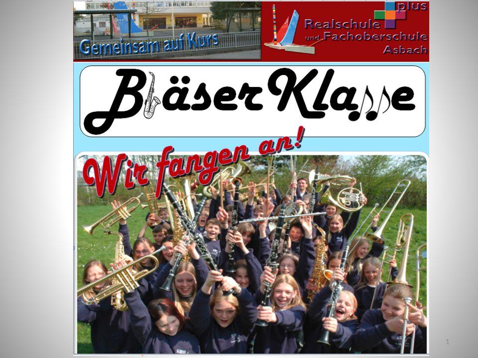 Kann ein Schüler, der bereits ein Orchesterblasinstrument spielt, Mitglied einer BläserKlasse werden.