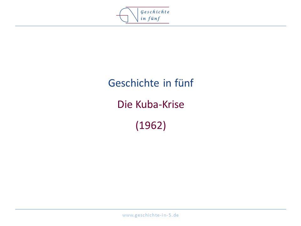 www.geschichte-in-5.de Überblick Datum 14.– 28. Okt.