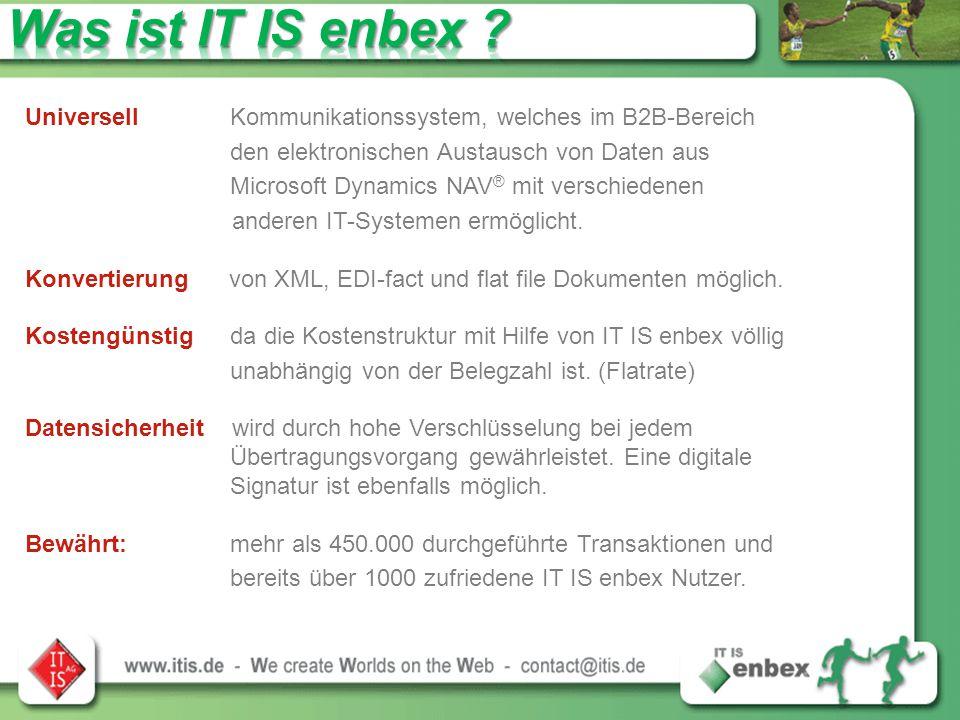 IT IS AG Postfach 3141 84037 Landshut Siemensstrasse 14 84051 Altheim  08703 9069 0  08703 9069 200  contact@itis.de  www.itis.de