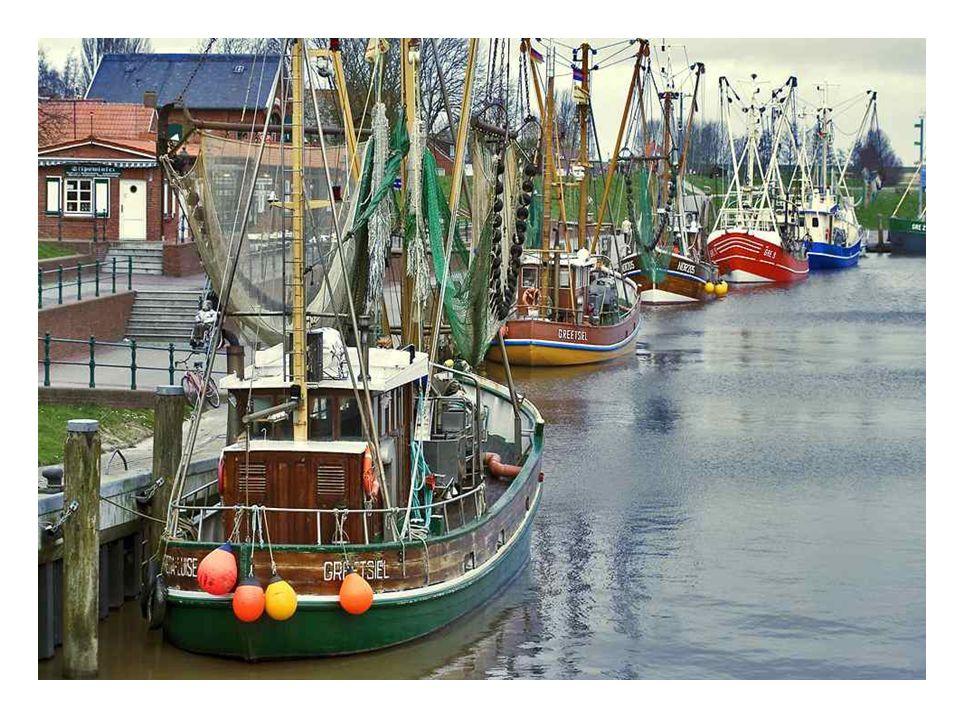 Greetsiel ist idealer Ausgangspunkt zum Besuch anderer Orte in Krummhörn wie z. B. Pilsum, Pewsum oder die nahegelegenen Städte Emden, Norden und Auri