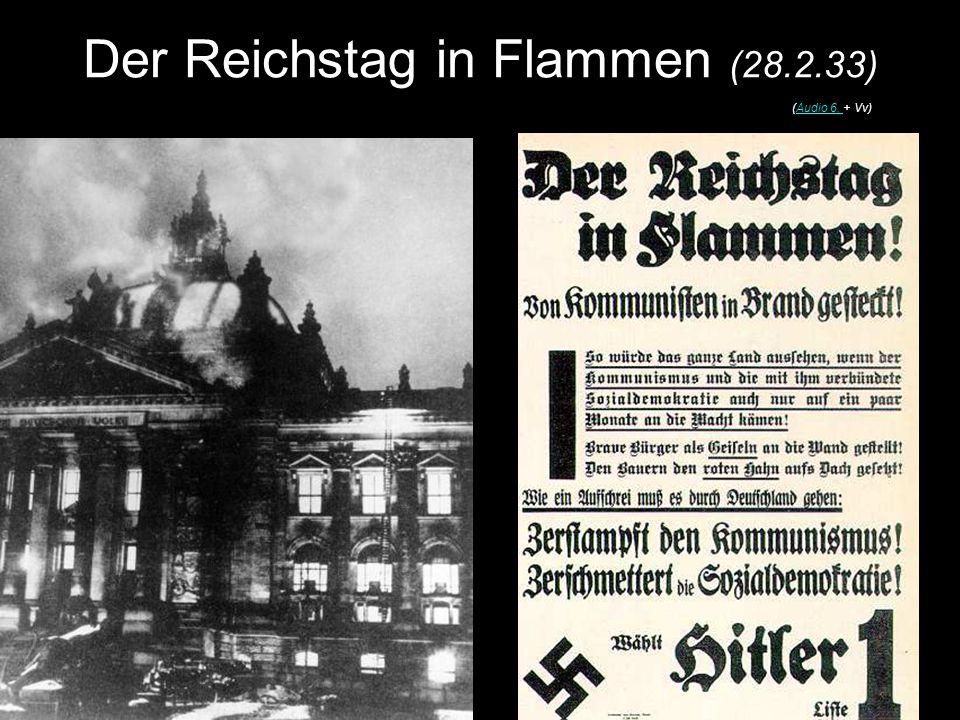 V. Willauer Der Reichstag in Flammen (28.2.33) (Audio 6, + Vv)Audio 6,