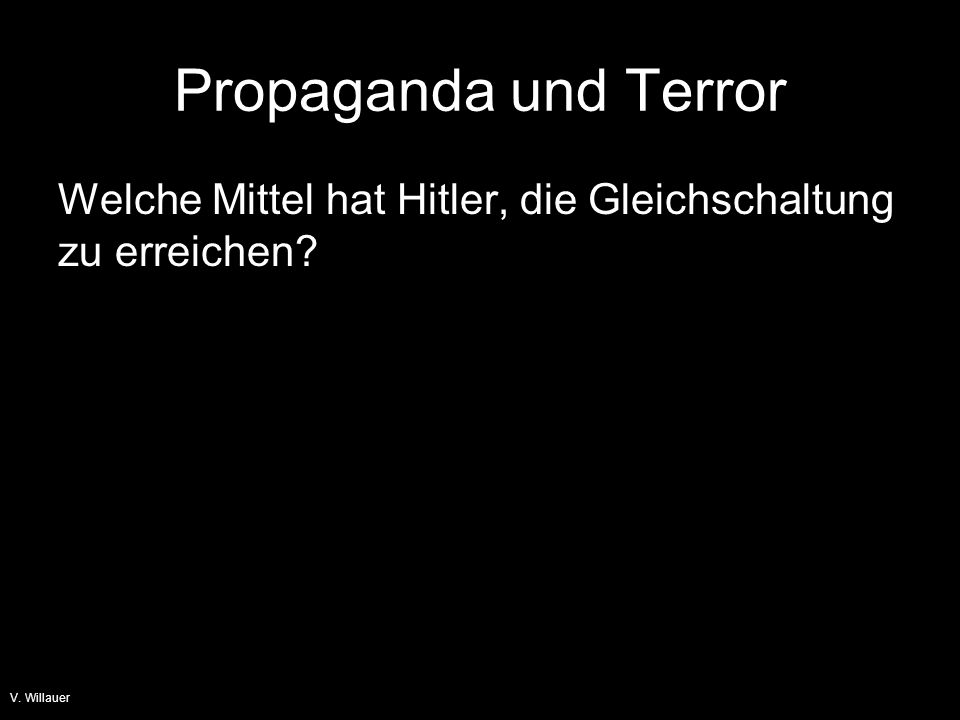 I. Propaganda V. Willauer Audio 9Audio 9, Vv 6