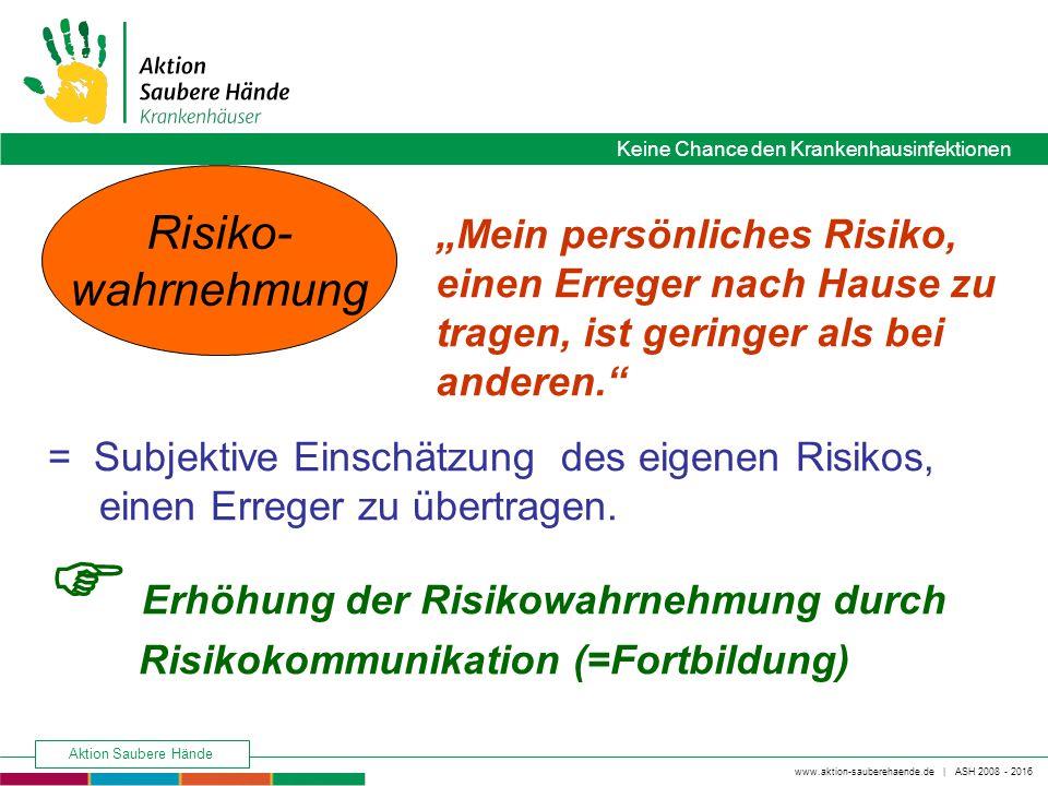 """www.aktion-sauberehaende.de   ASH 2008 - 2016 Keine Chance den Krankenhausinfektionen Aktion Saubere Hände Keine Chance den Krankenhausinfektionen """"Me"""
