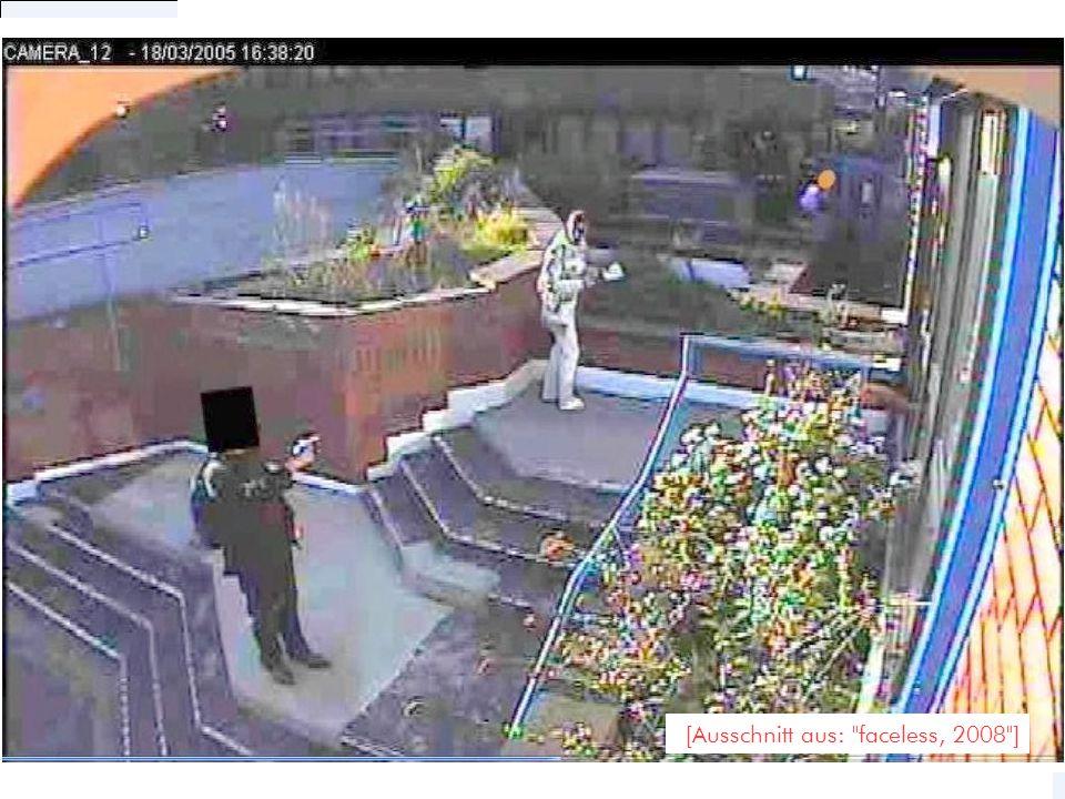 © ARGE DATEN 2014 ARGE DATEN Dr. Hans G. Zeger © Hans G. Zeger 2009 Aufgezeichnet von einer CCTV-Kamera Wen bedroht der Mann? Sehen wir mehr, wenn wir