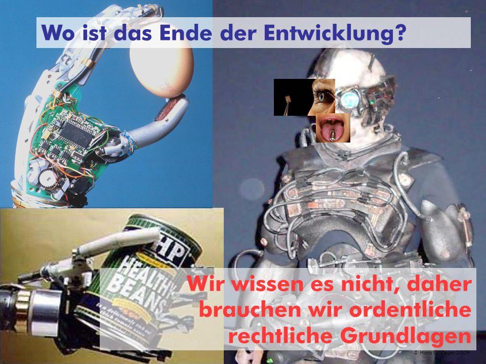 © ARGE DATEN 2014 ARGE DATEN Dr. Hans G. Zeger © Hans G. Zeger 2009 Wo ist das Ende der Entwicklung? Wir wissen es nicht, daher brauchen wir ordentlic