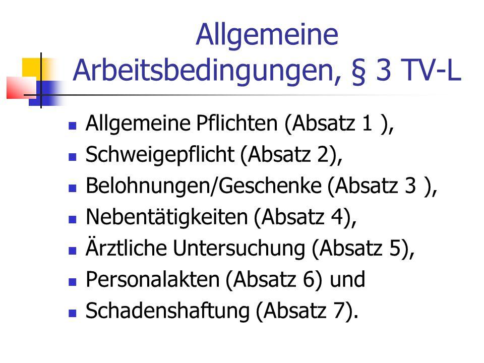 Entgeltgruppen 3, 5, 6 oder 8 (Absatz 1) Voraussetzungen für noch durchführbare Aufstiege: 1.