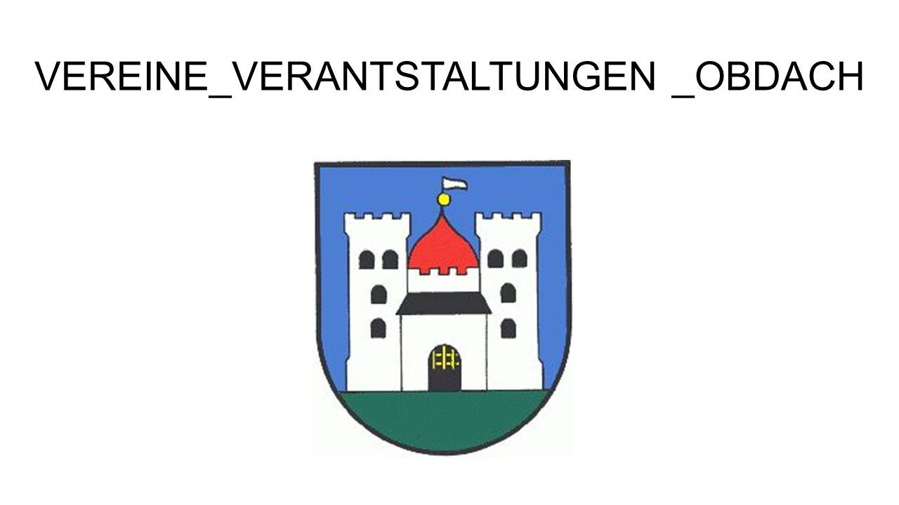 VEREINE_VERANTSTALTUNGEN _OBDACH