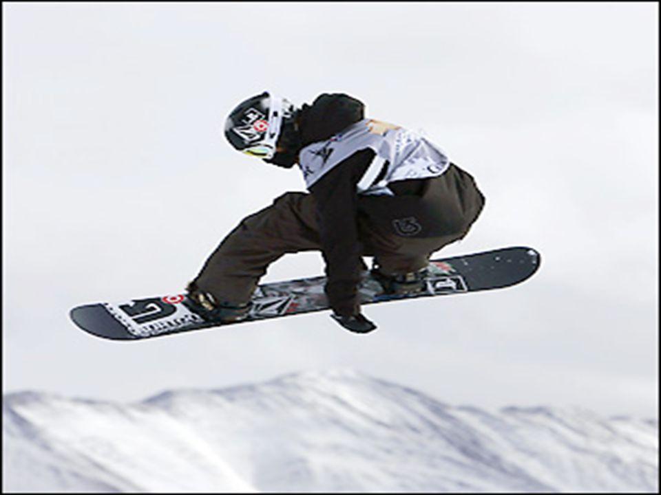 Geboren am 3.9.1986 Gewann bei den X-Games Snow und Skateboard Profi Shaun White