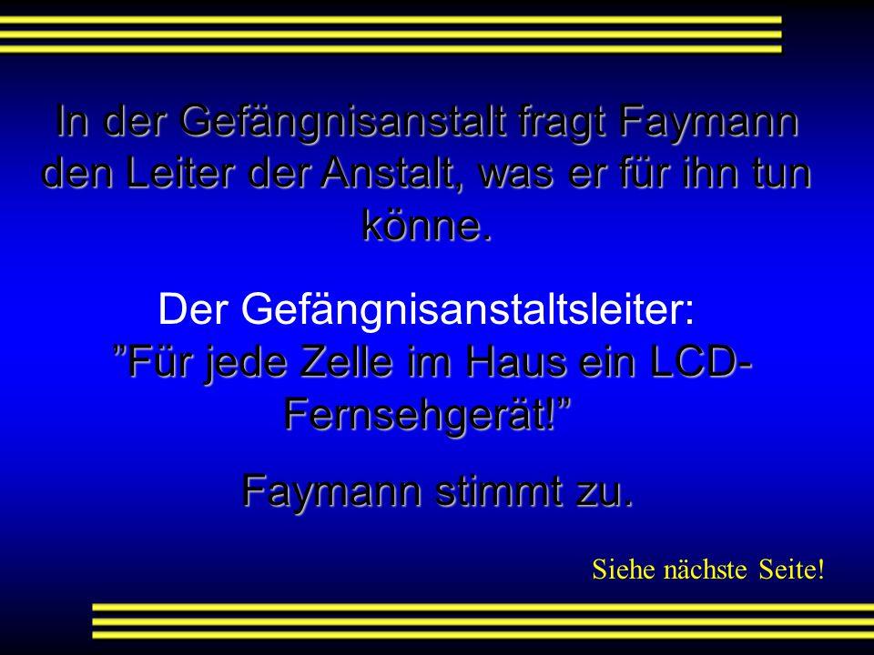 Kanzler Faymann und sein Freund, der ehemaligeVerteidigungsminister Darabos, besuchen ein Waisenheim und danach eine Gefängnisanstalt. Im Waisenheim f
